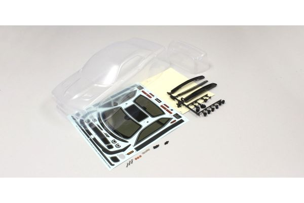 Clear Body set (DODGE CHALLENGER 2015) FAB451