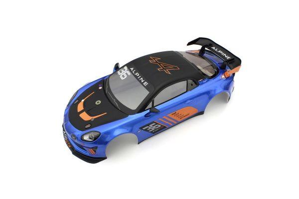Alpine GT4 Decoration Body Set FAB603