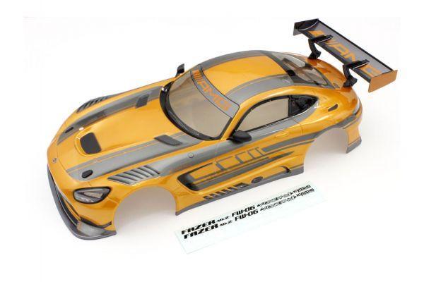2020 Mercedes AMG GT3 Decoration BodySet FAB604