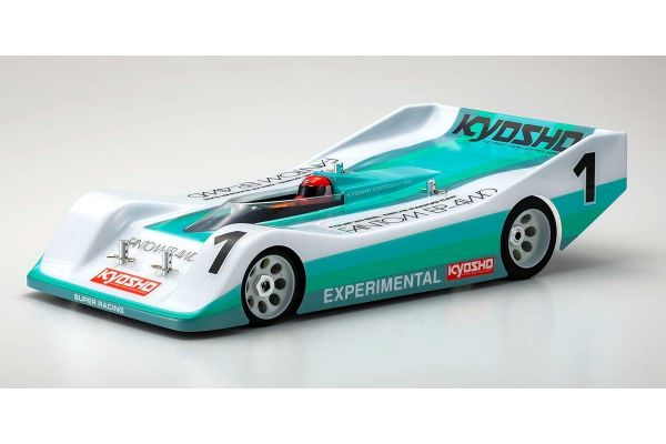 Radio Controlled Electric Powered 4WD Racing Car FANTOM EP 4WD 30635