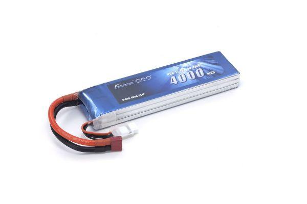 Gens ace LiPo 4000 (45C/11.1V/ソフトパック) GAB2301