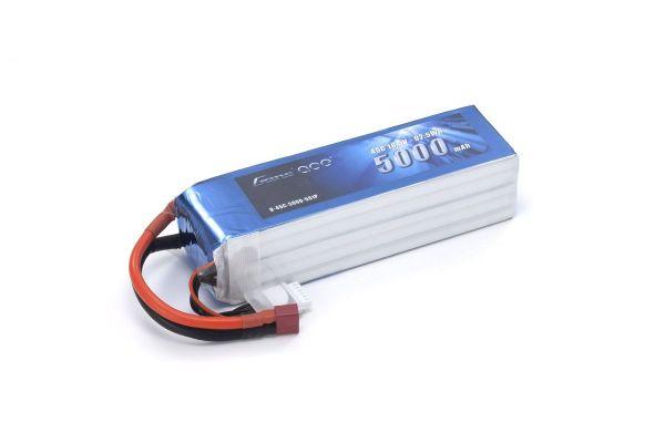 Gens ace LiPo 5000 (45C/18.5V/ソフトパック) GAB2501