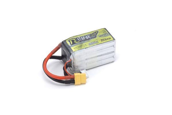 TAttu R-LINE LiPo1800(95C/14.8V/ソフトパック) 京商オンラインショップ限定のドローンレース応援特別価格で販売中(通常価格:税抜5,200円)
