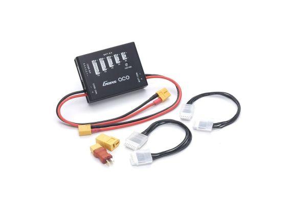 Gens ace LiPoバッテリープロテクター(2-6セル/充電用) GAC0100