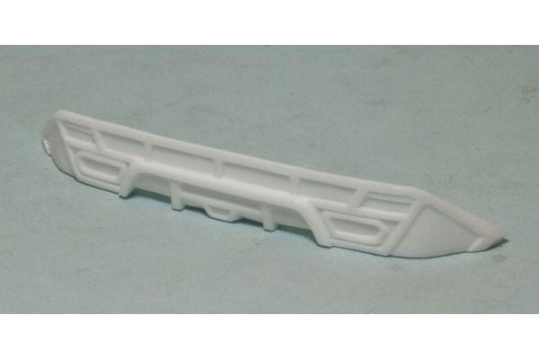 ディフューザーver.1 (ミニッツ プリウスPHV用) (未塗装) KOS-GHA157
