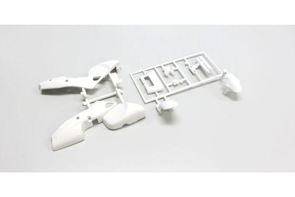 タンク/リヤカウルセット(ハングオンレーサー/NSR500/GP54) GPB104