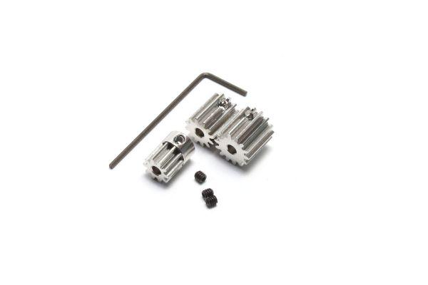 強化ピニオン(1.89mm/レンチビス付/3pcs) GPW3C
