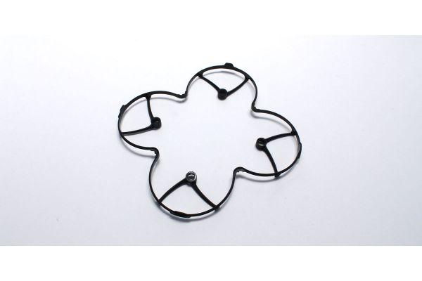 ローターガード(X4 LED用/ブラック) H0153-02
