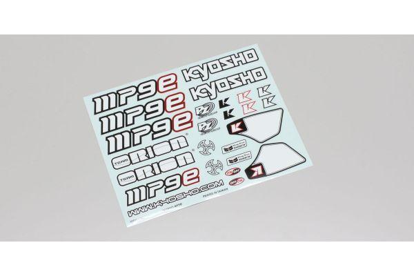 Decal (MP9e) IFD501