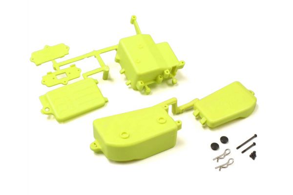 Battery&Receiver Box Set(F-Yellow/MP10/MP9) IFF001KYB