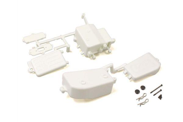 バッテリー&レシーバーボックスセット(ホワイト/MP10/MP9) IFF001WB