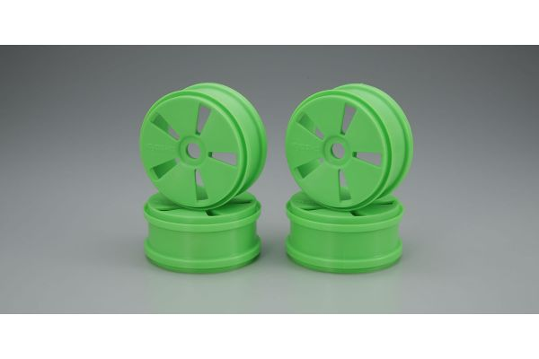 ハードディッシュホイル(蛍光グリーン/MP777/4個入り)  IFH001KG-H