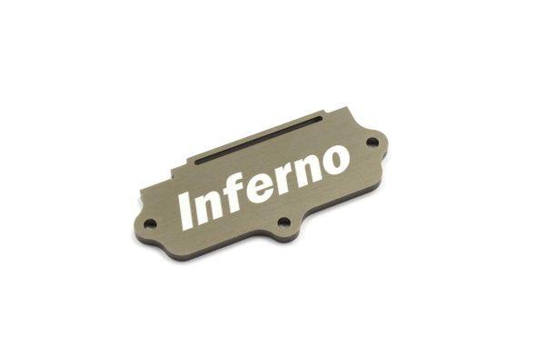 Switch Plate(E-Switch/Gunmrtal/MP9 TKI3) IFW429
