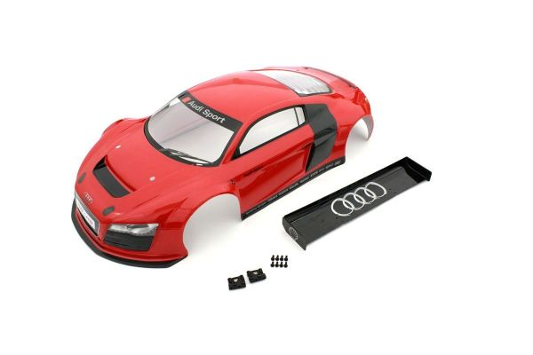 Complete Body Set(Audi R8 LMS Red)  IGB109