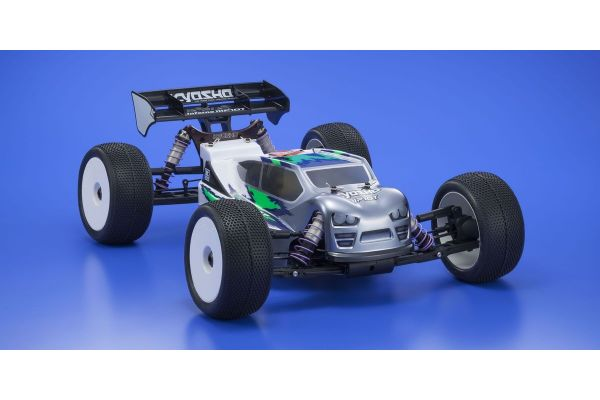 1/8スケール ラジオコントロール 21-28エンジン 4WD スタジアムトラック インファーノMP10T 33017