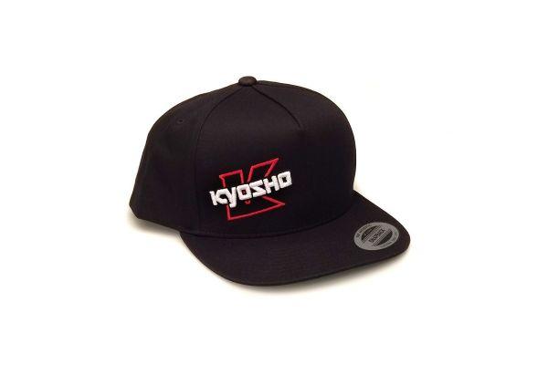 Kyosho SnapBack Black Bill KYS014BK
