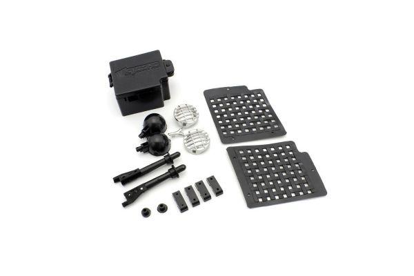 Receiver Box Set (FO-XX) MA301B