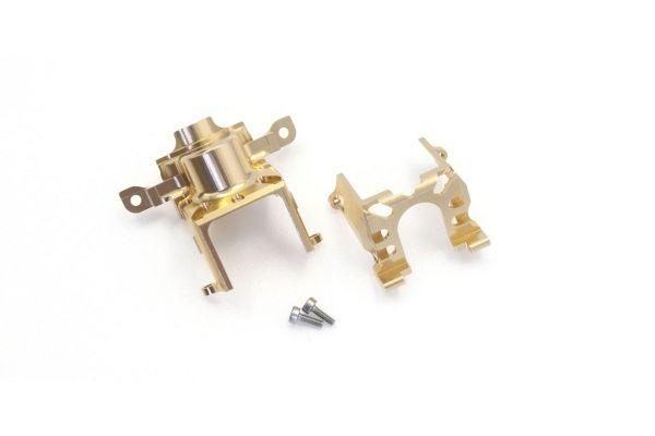 アルミモーターヒートシンク (ゴールド)  MBW013G