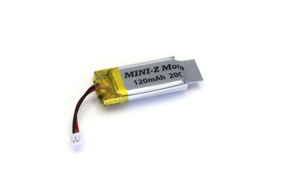 3.7V-120mAh LiPo Battery MC015