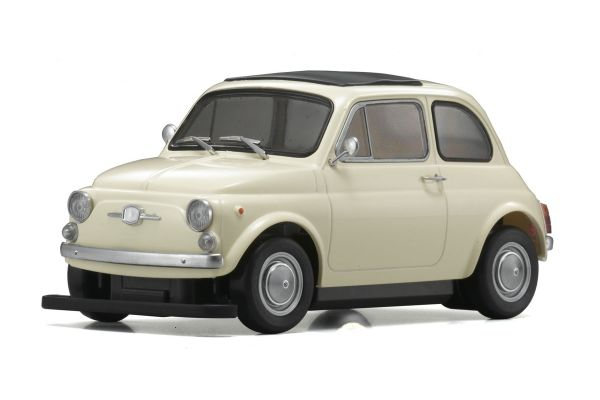 R/C EP COMPACT CAR FIAT 500 YELLOW 30751Y