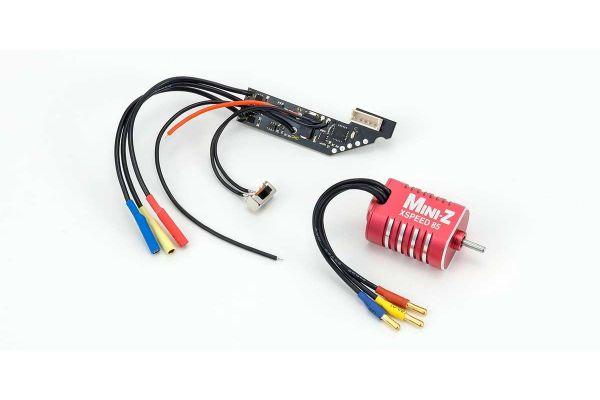 ミニッツバギー ブラシレスコンバージョンセット (8500KV) MBW2019