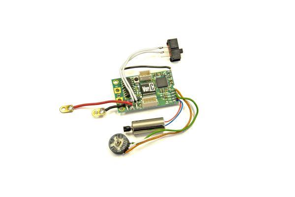 R/C UnitSet(2.4GHz/RA-22B)w/Chase Mode MZ410