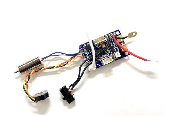 R/Cユニットセット2.0 (MINI-Z MR-03RWD/RA38) MZ414B