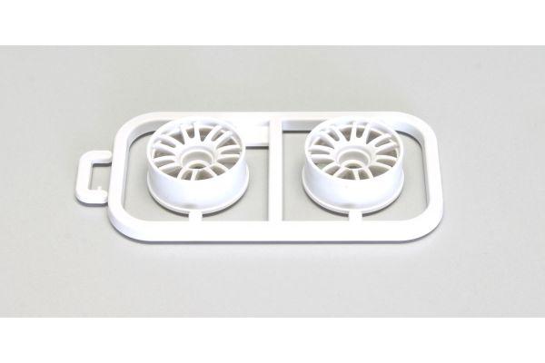 Multi Wheel II N/Offset 1.0(White/RE30/2 MZH131W-N1