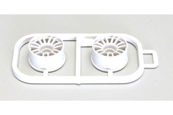 Multi Wheel II W/Offset -1.0(White/RE30/ MZH131W-W-1