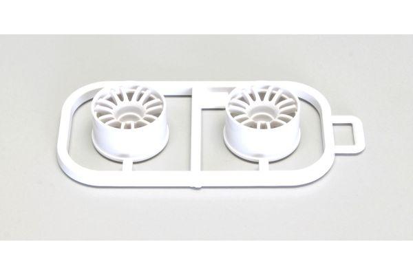 Multi Wheel II W/Offset 1.0(White/RE30/2 MZH131W-W1