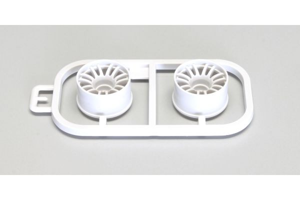 Multi Wheel II W/Offset 2.0(White/RE30/2 MZH131W-W2
