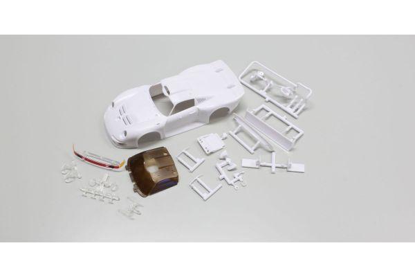 PORSCHE 911 GT1 LM White Body Set(Non De MZN103