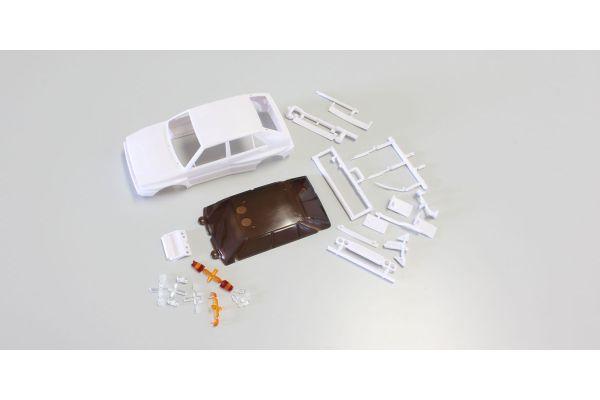 ランチアデルタ HF インテグラーレ ホワイトボディセット  MZN127