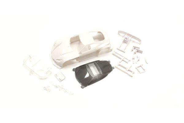 Honda HSV-010 White Body Set MZN130