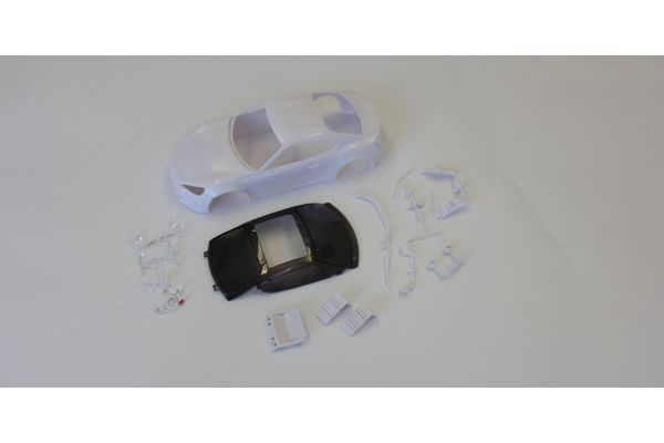 TOYOTA 86 White Body set MZN149