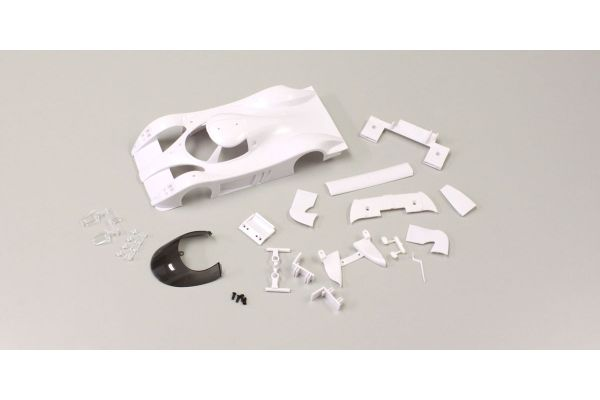 Toyota GT-One TS020White Body Set(Non de MZN158