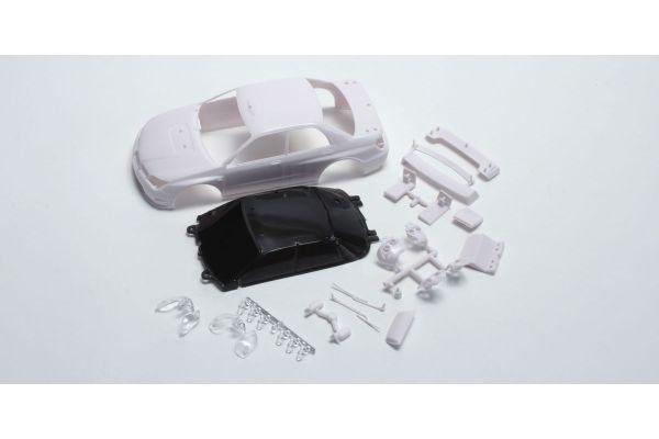 SUBARU IMPREZA WRX STI SpecC White Body MZN164