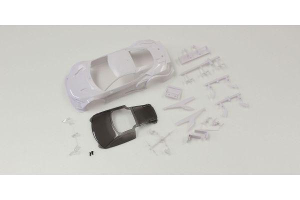 Honda NSX CONCEPT-GT2014White Body set MZN166