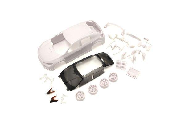 Honda シビック タイプR ホワイトボディセット(未塗装/ホイール付) MZN194