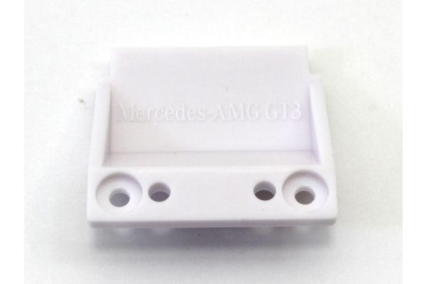 フロントボディマウント(メルセデス AMG GT3) MZN198-2