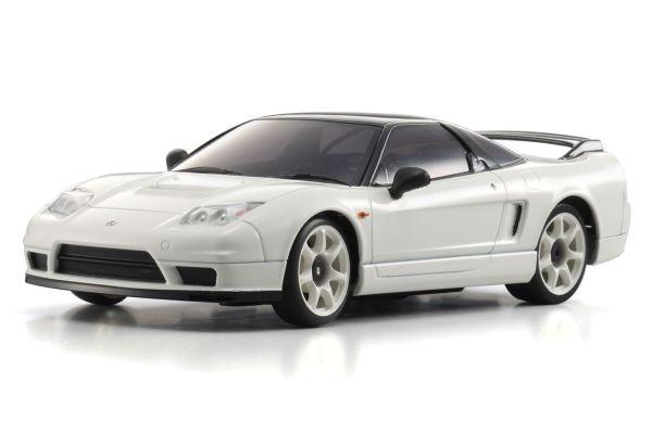 ASC MR-03N-RM Honda NSX-R 2002 ホワイト MZP132W