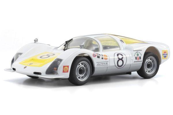 ASC MR-03N-RM ポルシェ 906 No.8 1967  MZP133T