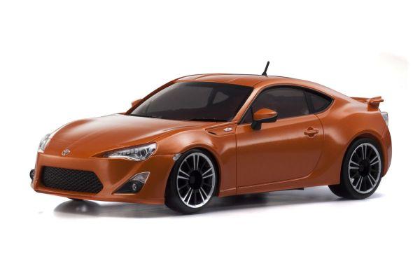 AutoScale TOYOTA 86 Metallic Orange MZP136MO