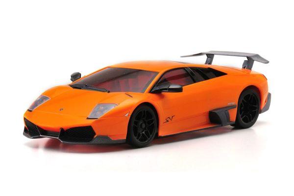 AutoScale Lamborghini Murcirlago LP670-4 SV  Pearl Orange MZP215PO