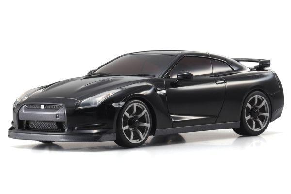 AutoScale NISSAN GT-R Super Black MZP411BK