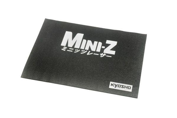 MINI-Z Pit Mat (Black) MZW122BK