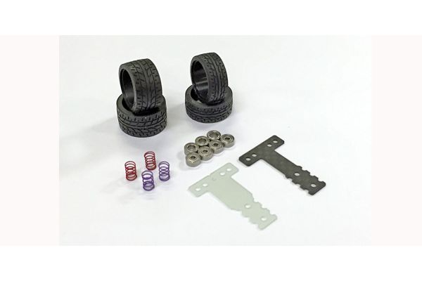 ミニッツレーサーMR-03 サーキットパック(RM/リヤタイヤ:ワイド)限定 MZW2015RM