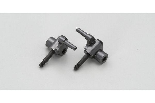MR-02 Aluminum Knuckle Arm(#0/Gun Metal) MZW212