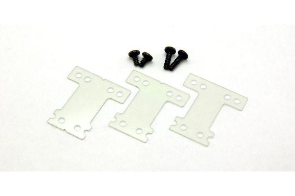 FRP Rear Suspension Plate Set(RM Type/MR MZW222