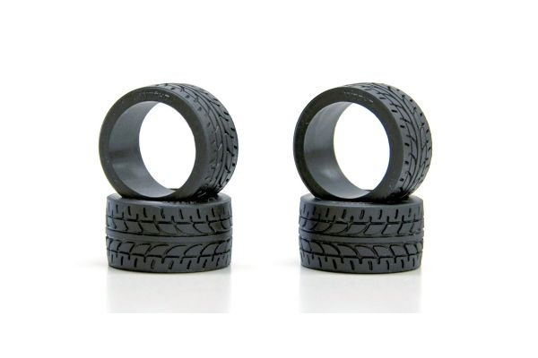 MINI-Z Racing Radial Wide Tire 10° MZW38-10